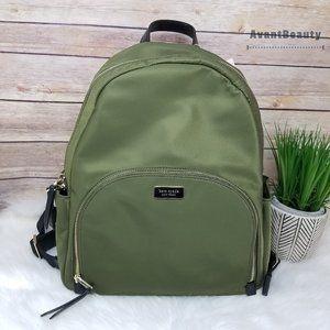 Kate Spade Dawn Large Backpack Sapling Green Nylon